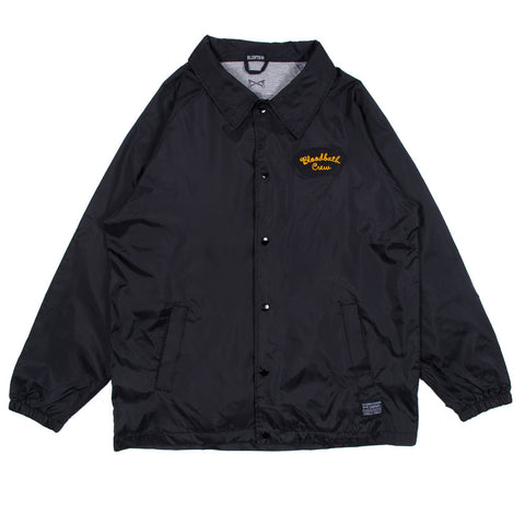 Dispatch Coach Jacket - Black
