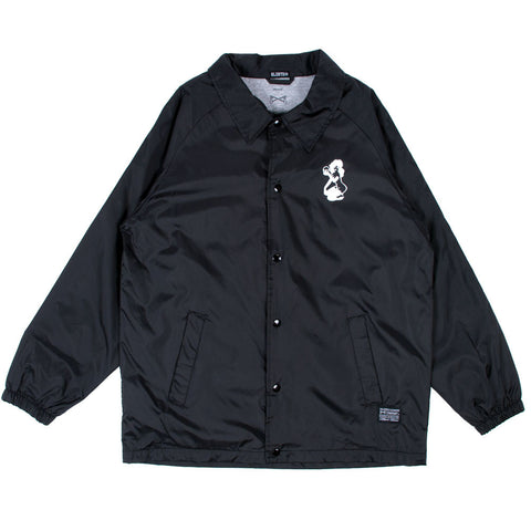 WWUD Coach Jacket - Black