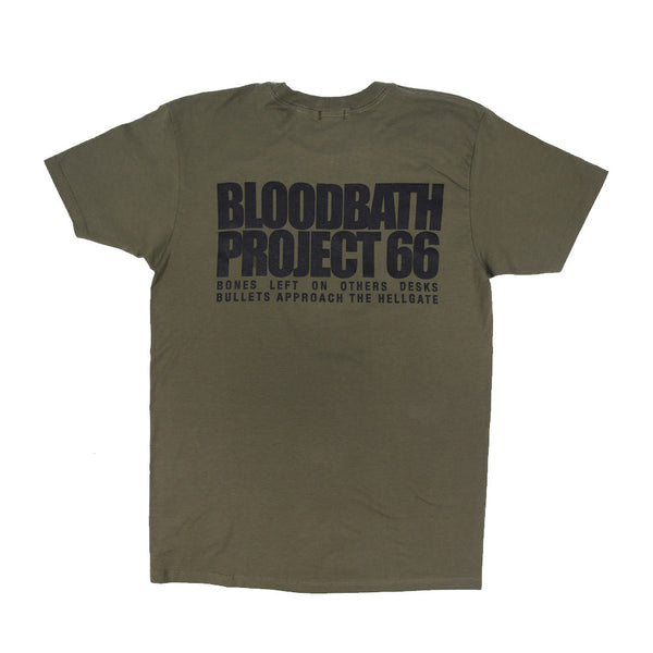 Eyecon Tee - Military Green