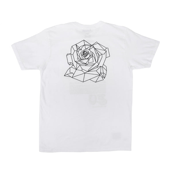 Fragile Dreams Tee - White