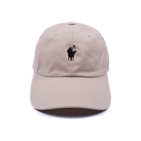 Pale Horse Low Profile Sports Cap - Khaki