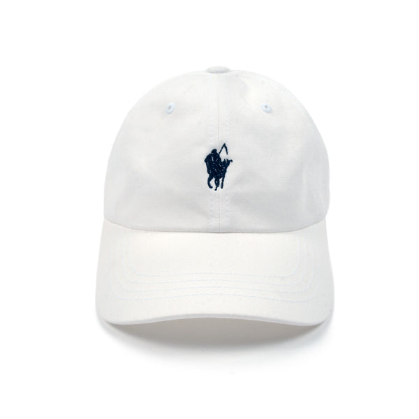 Pale Horse Low Profile Sports Cap - White