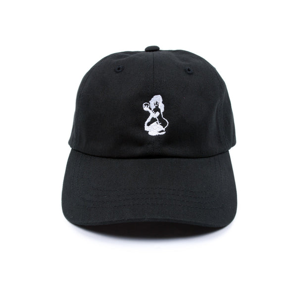 WWUD Low Profile Sports Cap - Black