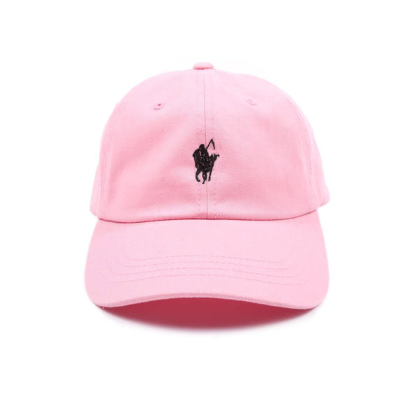 Pale Horse Low Profile Sports Cap - Pink