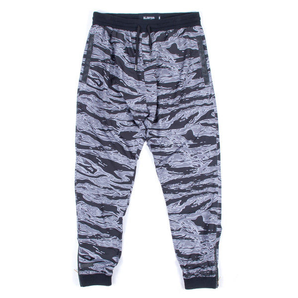 Resistance Windpants - Black Tiger Camo