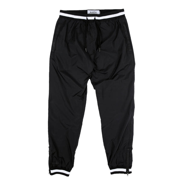 Varsity Windpants - Black