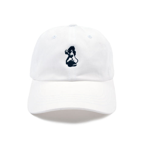 WWUD Low Profile Sports Cap - White