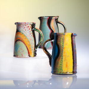 Large Hand Crafted Jugs