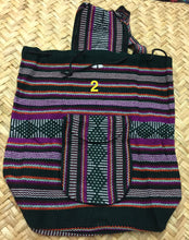 Load image into Gallery viewer, Mochilas Rasta/Boho Backpack style#Big