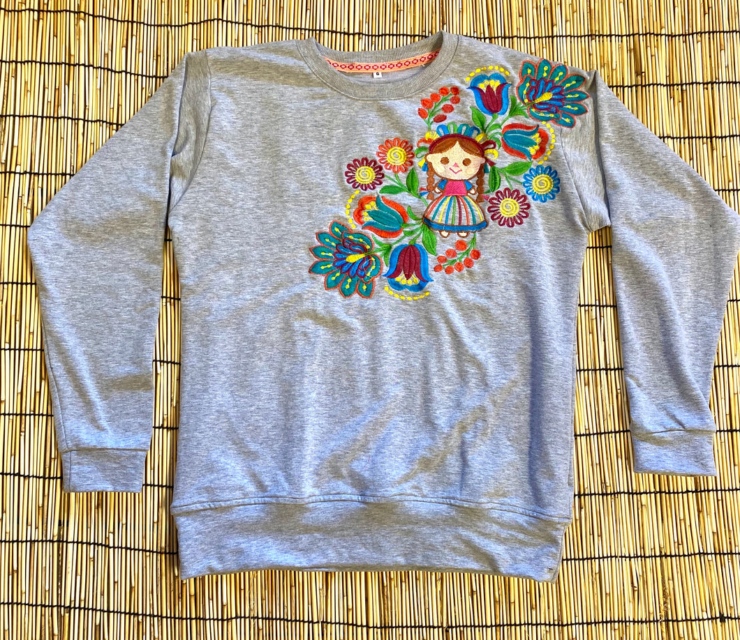 Mexican Doll Sweater