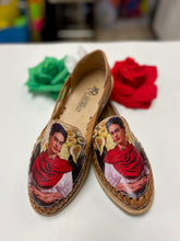 Load image into Gallery viewer, Huaraches Frida Kahlo