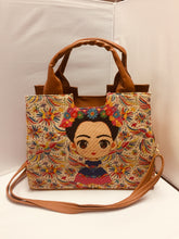Load image into Gallery viewer, Frida Kahlo style #carry on