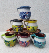Load image into Gallery viewer, Clay Jarrito Mugs  Set of 6