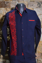 Load image into Gallery viewer, Guayabera Modelo # 08