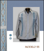Load image into Gallery viewer, Guayabera Modelo # 55