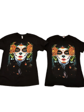 Load image into Gallery viewer, Catrina woman  T-shirt