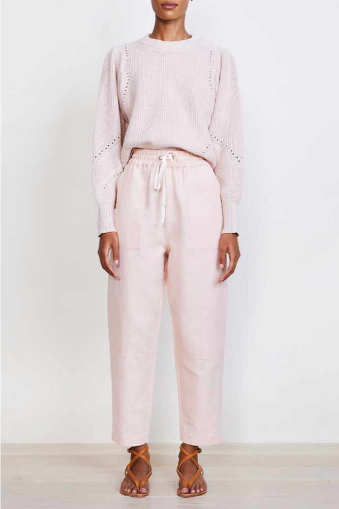 Load image into Gallery viewer, Surf Pant- Ballet Pink