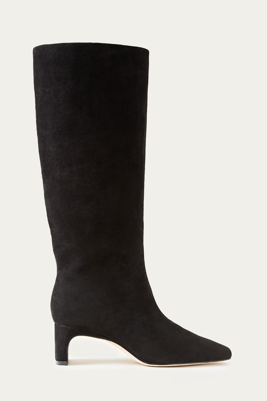 Leighton Tall Boot Black