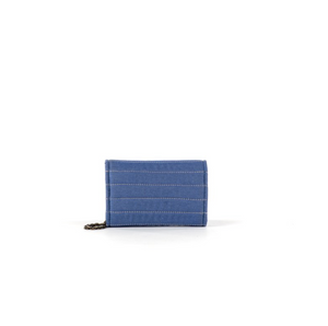 Clutch Amalfi- Denim