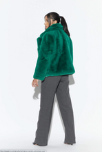 Load image into Gallery viewer, Manon Coat- Vardent Green