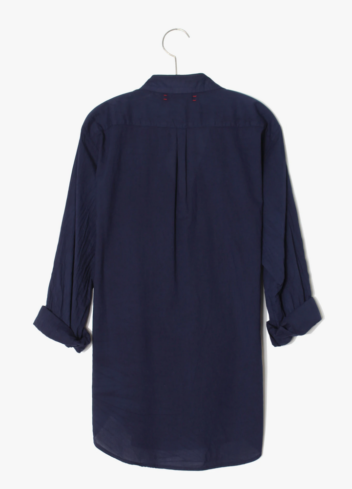 Beau Shirt- Navy