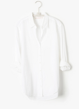 Load image into Gallery viewer, Beau Shirt- White