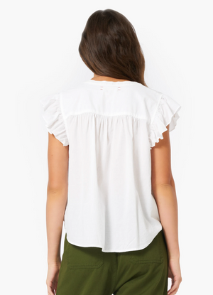 Bri Top- White