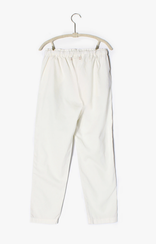 Rex Pant- White Wash