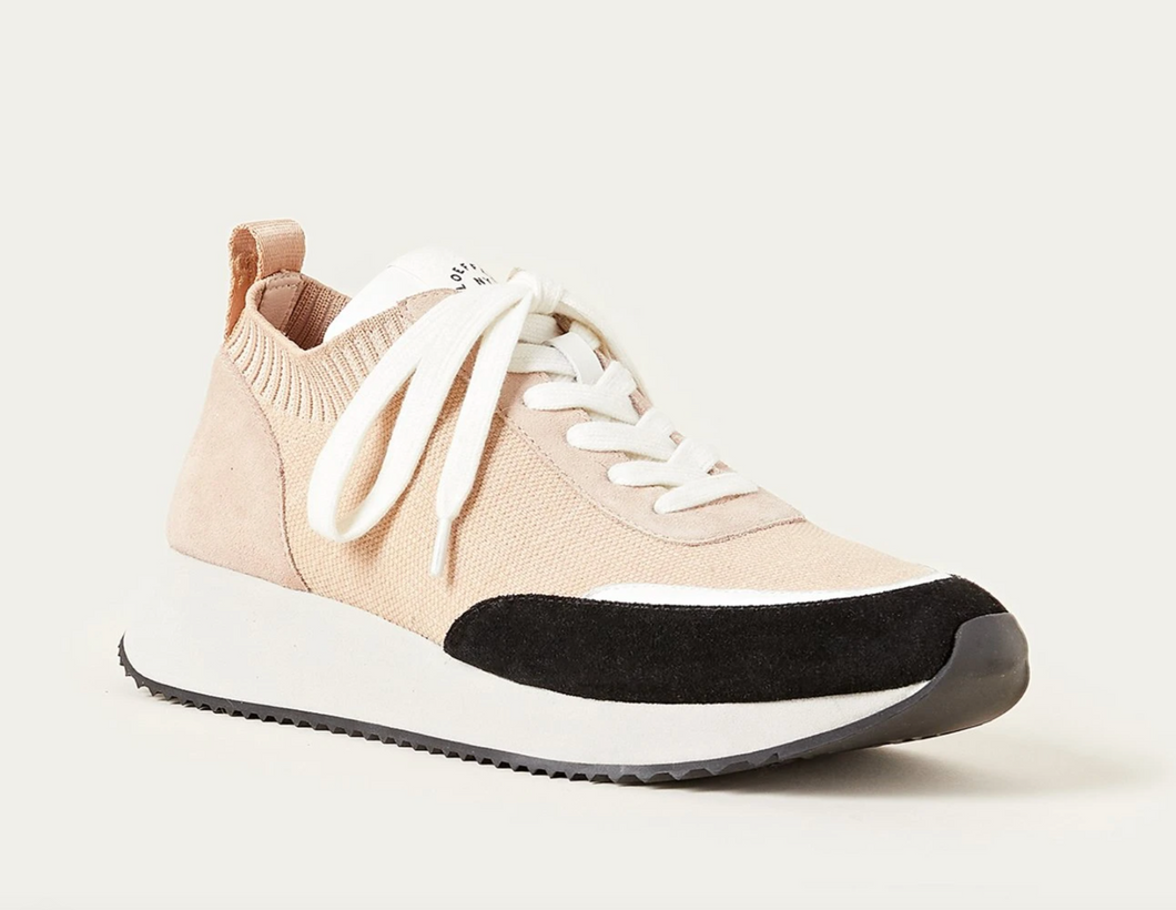 Remi Natural Knit Sneaker