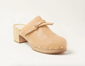 Honey Low Clog