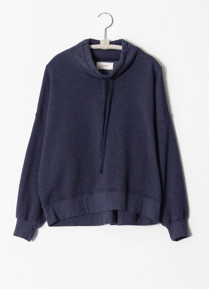 Chase Sweatshirt- Navy Blue