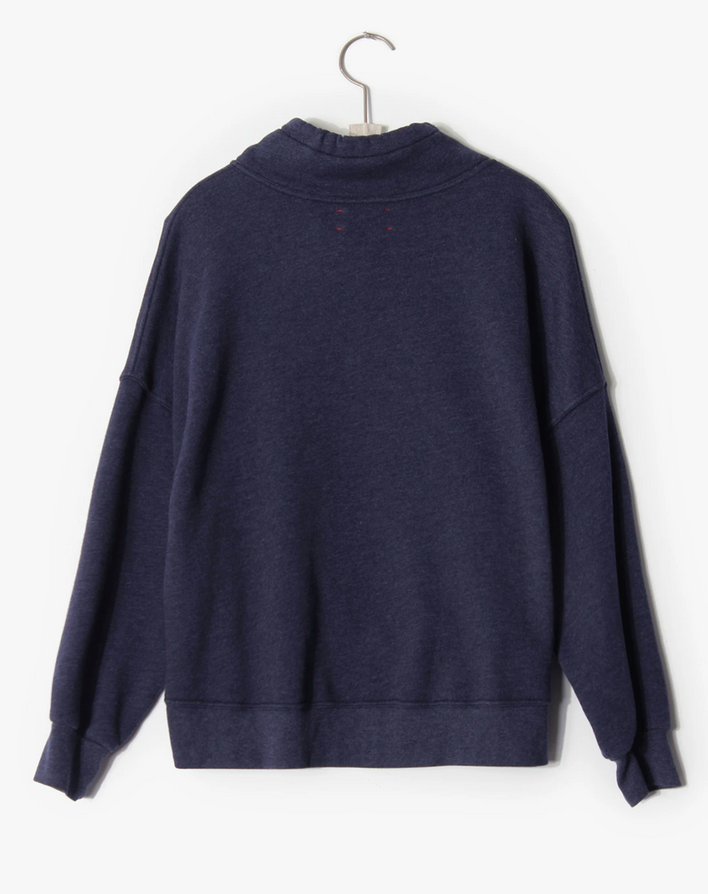 Load image into Gallery viewer, Chase Sweatshirt- Navy Blue