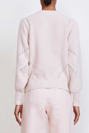 Load image into Gallery viewer, Sun Sweater- Ballet Pink