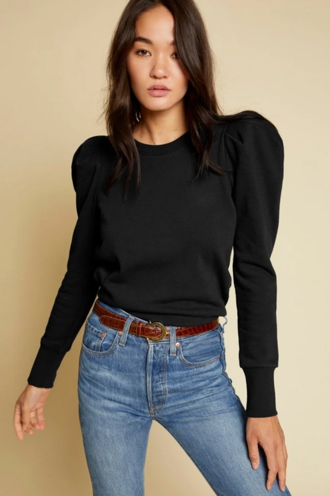 Nikka Sweatshirt- Black