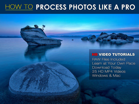 How to Process Photos like a Pro