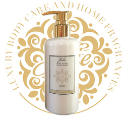 Organic Hand & Body Lotion - Rose