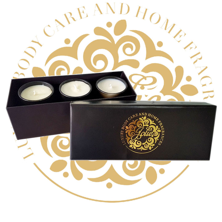 Candle Boxed Set- Three Signature Fragrances