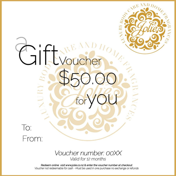 World of Jolie Gift Card