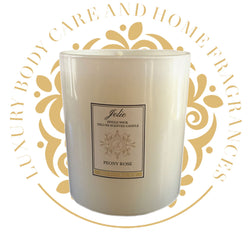 Organic Soy Candle - three fragrances
