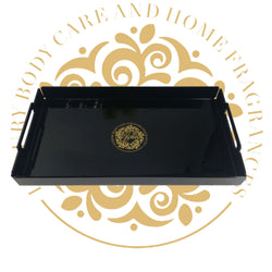 Vanity Tray Black Gloss