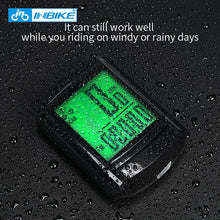 Load image into Gallery viewer, Cyclowiz Bicycle Computer Multifunction Cycling Odometer Wireless and Wired Stopwatch Waterproof MTB Bike Computer Speedometer