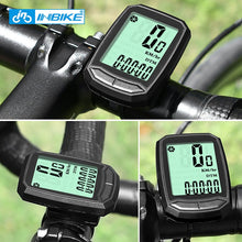 Load image into Gallery viewer, Cyclowiz Wireless Bike Computer Multifunction Speedometer Waterproof Wired Cycling Odometer MTB Bike Stopwatch Bicycle Computer
