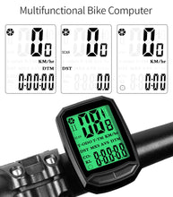 Load image into Gallery viewer, Cyclowiz Wireless Bike Computer Speedometer Odometer Rainproof Cycling Accessories  Bicycle Computer Wired MTB Bike Stopwatch