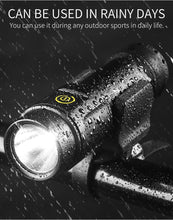 Load image into Gallery viewer, Cyclowiz Mount Holder Light Bicycle USB Rechargeable Led Bike Light 1000 Lumen Cycling Headlight MTB Lamp Waterproof Flashlight