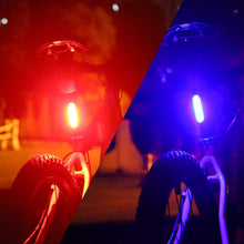Load image into Gallery viewer, Cyclowiz Bike Light Bicycle Taillight Bike Accessories bisiklet aksesuar Waterproof Riding Rear light Led USB Chargeable MTB Bike