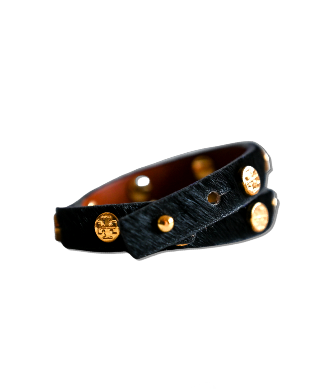 Tory Burch Armband Ponyfell