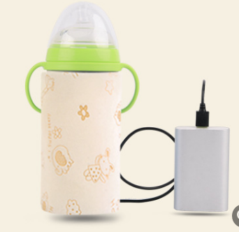 Babyified USB Milk Bottle Heated Cover