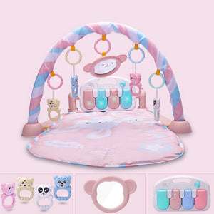 Babyified Newborn learning play gym
