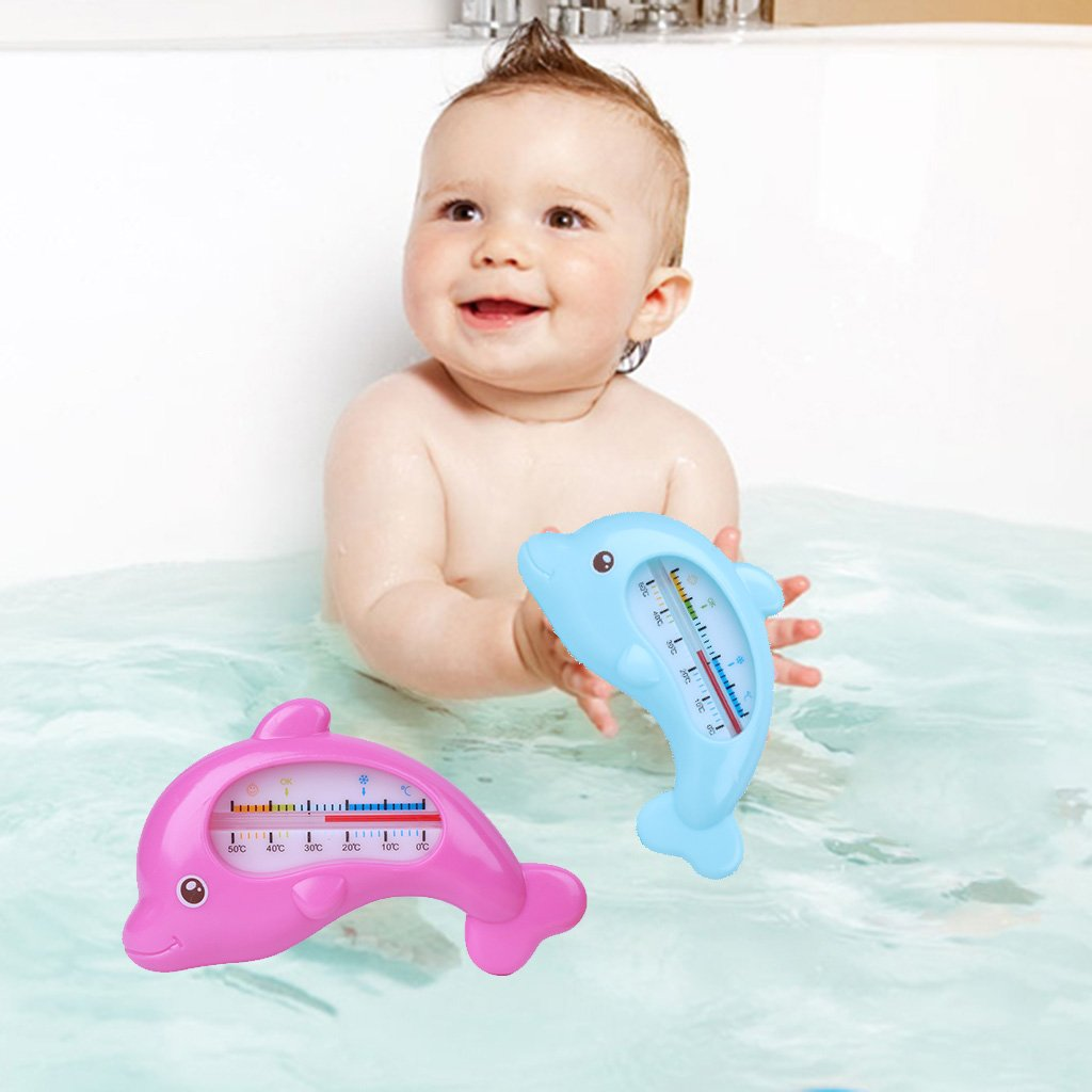 Babyified Dolphin Water Thermometer