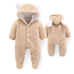 Babyified Winter Suit for Your Super Kid Babyified Apparels eprolo Khaki 3-6 Months